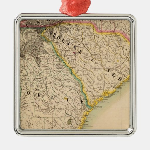United States, America 57 Ornament