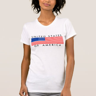 united states america country flag usa symbol T-Shirt