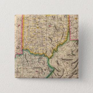 United States, America Sep 50 Pinback Button