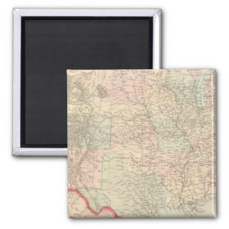 United States and Territories 2 Magnet