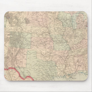 United States and Territories 2 Mouse Pad