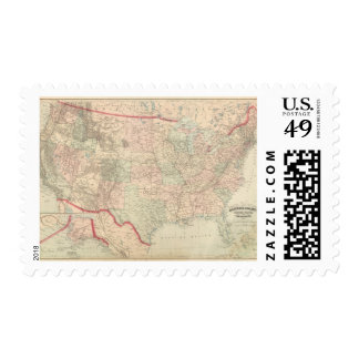 United States and Territories 2 Stamps