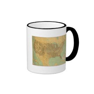 United States and Territories Mugs