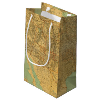 United States and Territories Small Gift Bag