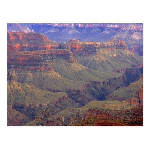 United States, Arizona, Grand Canyon National Post Card