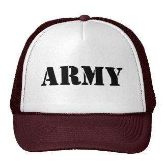 UNITED STATES ARMY HATS BY WASTELANDMUSIC.COM