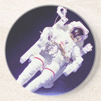 United States Astronaut Coaster