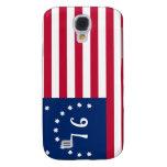 United States Bennington Flag Spirit of 76 Samsung Galaxy S4 Case