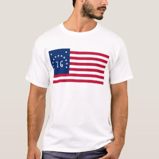 United States Bennington Flag Spirit of 76 T-Shirt