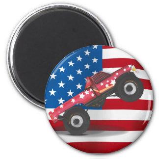 United States, bigtruck Stallion Magnet