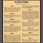 bill of rights 1st amendment essay Online library of liberty the bill of rights the first ten amendments were the reasoning behind the amendment springs from hamilton's 83rd and 84th essays.