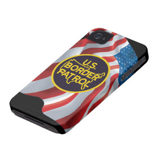 United States Border Patrol iPhone 4 Cover