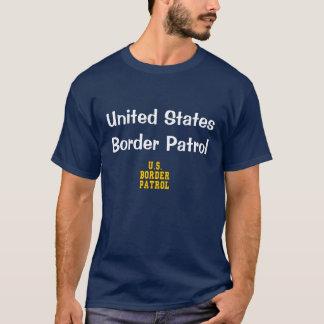 United States Border Patrol POLICE T-Shirt