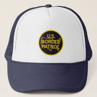 United States Border Patrol Trucker Hat