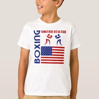 United States Boxin T-Shirt