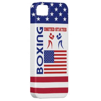 United States Boxing iPhone SE/5/5s Case