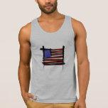 United States Brush Flag Tanktop