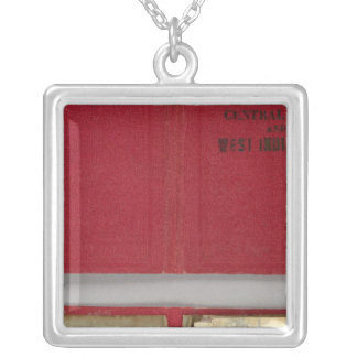 United States, Canada, Mexico, Central America Silver Plated Necklace