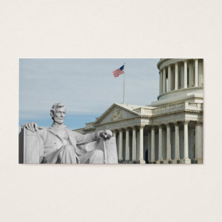 United States Capital & Lincoln Business Card