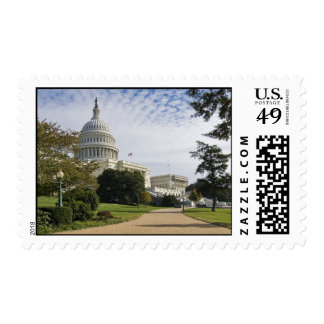 United States Capital Stamp