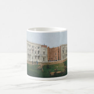 United States Capitol Building Being Rebuilt 1814 Coffee Mugs