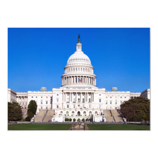 United States Capitol Building Card