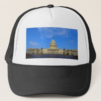 United States Capitol Building East Side Trucker Hat