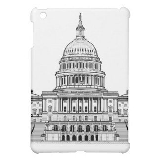 United States Capitol Building iPad Mini Cover