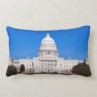 United States Capitol Building Pillow
