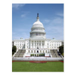 United States Capitol Building Post Card