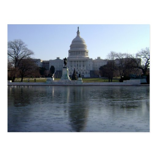 United States Capitol Building Post Cards