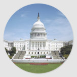 United States Capitol Building Stickers