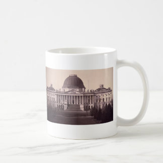 United States Capitol in Washington D.C. from 1846 Coffee Mug
