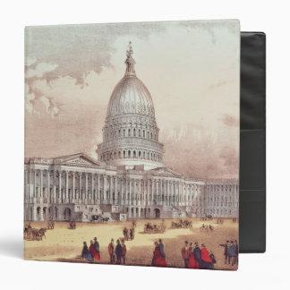 United States Capitol, Washington D.C. Vinyl Binders