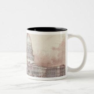 United States Capitol, Washington D.C. Coffee Mug