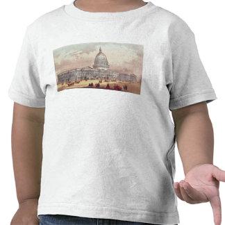 United States Capitol, Washington D.C. Tee Shirt