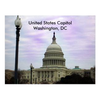 United States Capitol, Washington, DC Postcard