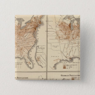 United States Census maps, 1870 Button