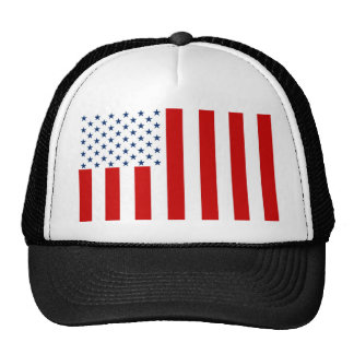 United States Civil Flag Sons of Liberty Variation Trucker Hat