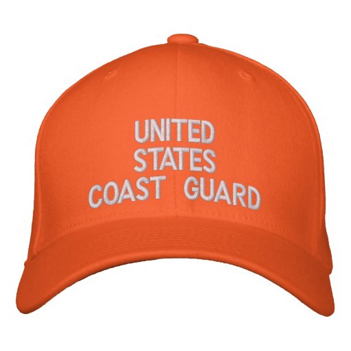 UNITED STATES COAST GUARD CAP