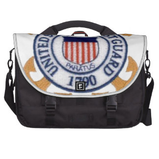 United States Coast Guard Emblem Laptop Bags