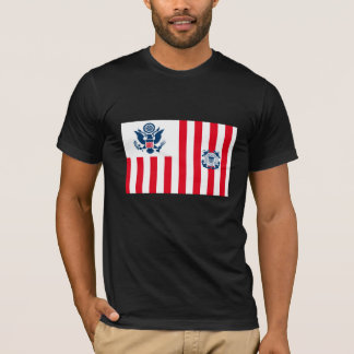 United States Coast Guard Ensign T-Shirt
