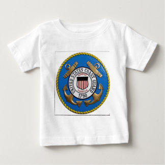 UNITED STATES COAST GUARD INSIGNIA BABY T-Shirt