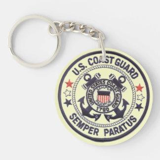 United States Coast Guard Keychain