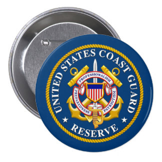 United States Coast Guard Reserve Pin