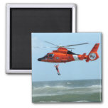 United States Coast Guard Search and Rescue Magnets