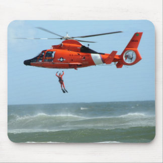 United States Coast Guard Search and Rescue Mouse Pad