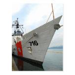 United States Coast Guard Ship Postcard