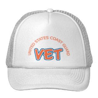 United States Coast Guard Vet Hat