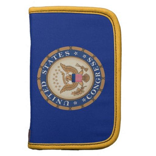 United States Congress Folio Planner